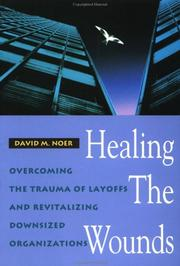 Healing the wounds by David M. Noer