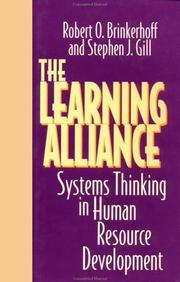 Cover of: The learning alliance