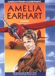 Cover of: Amelia Earhart | Nancy Shore