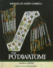 Cover of: The Potawatomi
