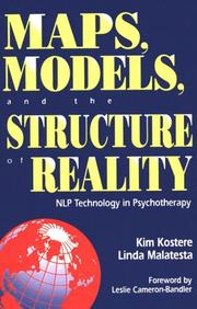 Cover of: Maps, models, and the structure of reality
