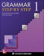 Cover of: Grammar Step by Step 1 Teachers Manual