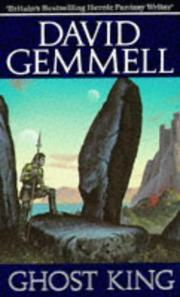 Cover of: GHOST KING | David A. Gemmell