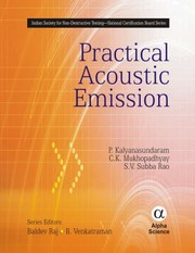 Cover of: Practical Acoustic Emission