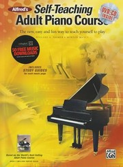 Cover of: Alfreds SelfTeaching Adult Piano Course