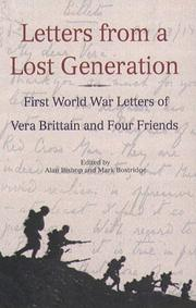 Cover of: Letters from a lost generation