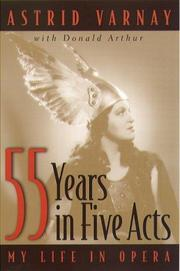 Cover of: Fifty-five years in five acts