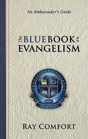Cover of: The Blue Book on Evangelism