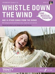 Cover of: Whistle Down The Wind And 14 Other Songs From The Shows