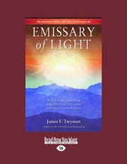 Cover of: Emissary of Light Large Print 16pt