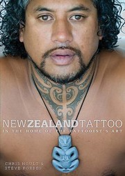 Cover of: New Zealand Tattoo