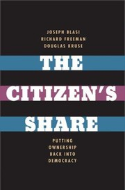 Cover of: The Citizens Share