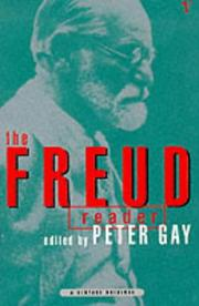 Cover of: The Freud Reader