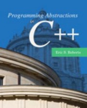 Cover of: Programming Abstractions In C