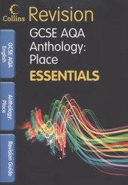 Cover of: AQA Poetry Anthology Place