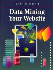 Cover of: Data Mining Your Website