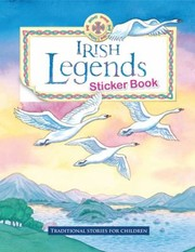 Cover of: Irish Legends Sticker Book