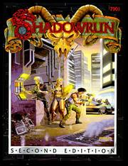 Cover of: Shadowrun. |