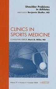 Cover of: Shoulder Problems In Athletes