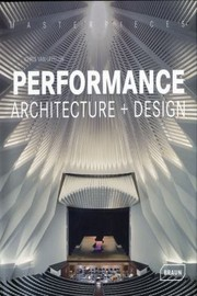 Cover of: Performance Architecture Design