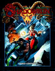 Cover of: Shadowrun