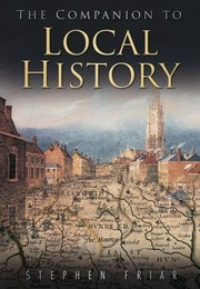 Cover of: The Sutton Companion To Local History