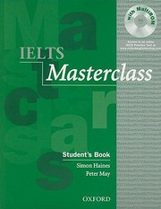 Cover of: IELTS Masterclass Students Book With CDROM