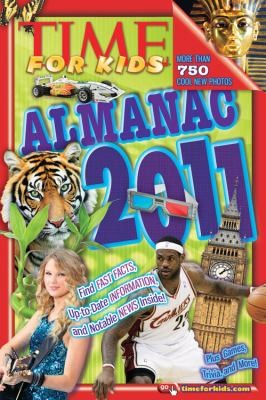 Time For Kids Almanac 2011 by