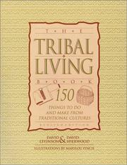 Cover of: The tribal living book