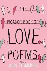 Cover of: The Picador Book Of Love Poems