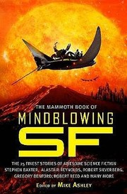 Cover of: The Mammoth Book of Mindblowing Science Fiction