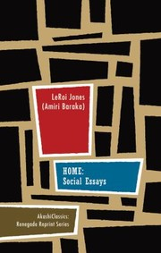 Cover of: Home Social Essays