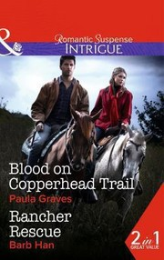 Cover of: Blood On Copperhead Trail