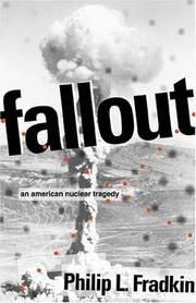 Fallout by Philip L. Fradkin