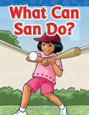 Cover of: What Can San Do