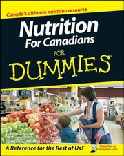 Cover of: Nutrition For Canadians For Dummies