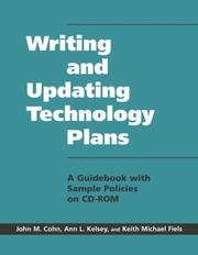 Cover of: Writing and updating technology plans