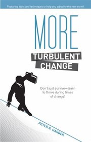 Cover of: More Turbulent Change