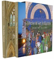 Cover of: Medieval Art Romanesque Art Gothic Art 9871489