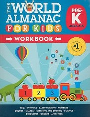 Cover of: The World Almanac for Kids Workbook PreKindergarten