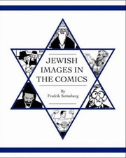 Cover of: Jewish Images In The Comics A Visual History