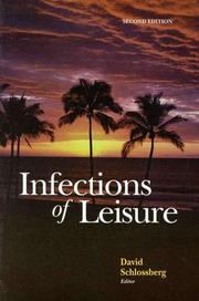 Cover of: Infections of Leisure
