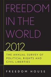 Cover of: Freedom in the World 2012