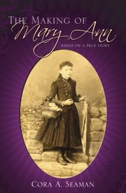 Cover of: The Making of Mary Ann