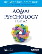 Cover of: Aqaa Psychology For A2