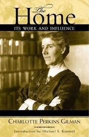 Cover of: The Home Its Work And Influence
