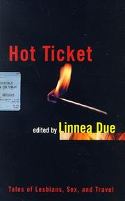 Cover of: Hot ticket |