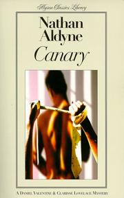 Cover of: Canary