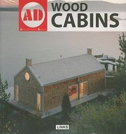 Cover of: Cabins Small Wood Houses