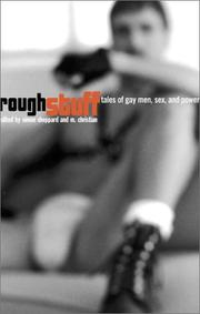 Cover of: Rough stuff | edited by Simon Sheppard and M. Christian ; with an introduction by Pat Califia.